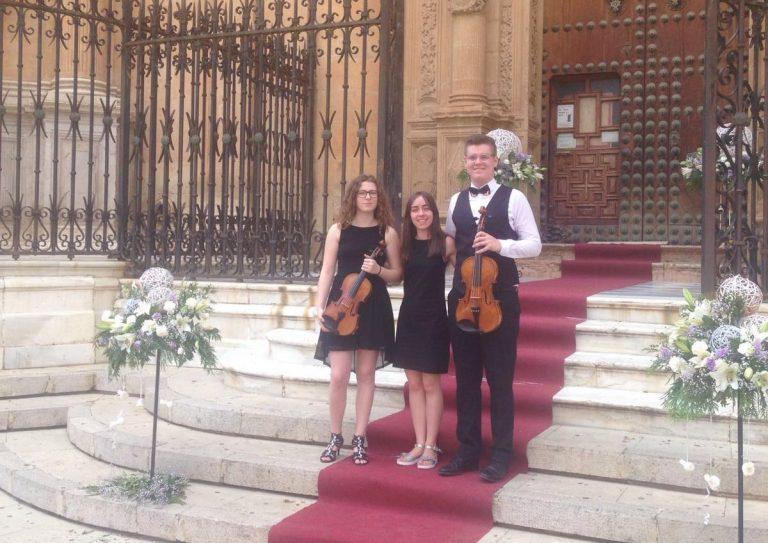 Trestacato y su música en la Catedral de Guadix