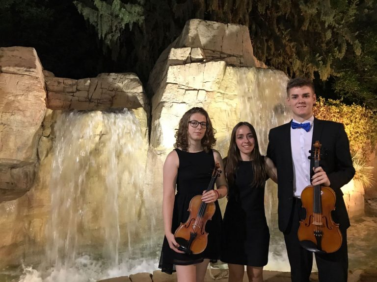 Trestacato y su música en complejo Juleca, Jaén