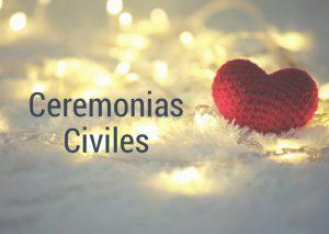 Información sobre música para ceremonias civiles en Jaén