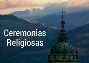 Información sobre música para ceremonias religiosas en Jaén